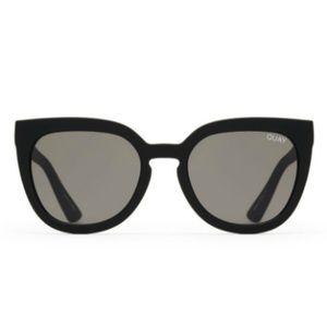 Quay Australia Cat-Eye Sunglasses in Black - NWT
